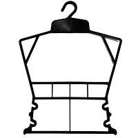 Вешалка для одежды (плечики) детская рамка  30 см