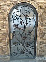 Двери, калитки, ворота, решетки изготовление