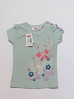 Детская футболка для девочки Zeplin Турция 86р-110р