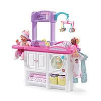 "Детский стол-пеленатор для игр с куклами ""LOVE & CARE DELUXE NURSERY"", 95х25х80 см"
