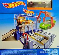 Игровой набор Hot Wheels Гараж подъемник BGH94+ Mattel Китай