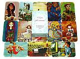 """Метафоричні карти """"Образ жінки"""". Юлія Демидова, фото 4"""