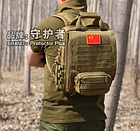 Сумка(подсумок) тактическая,поясно-плечевая Protector Plus A005, фото 4