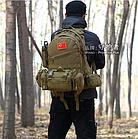 Сумка(подсумок) тактическая,поясно-плечевая Protector Plus A005, фото 7