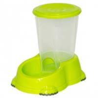 Автоматическая кормушка для собак, Moderna МОДЕРНА СМАРТ,  29х19х26 см, 3 л (ярко-зеленый)