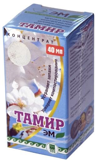 Тамір, концентрат біопрепарату 40 мл.