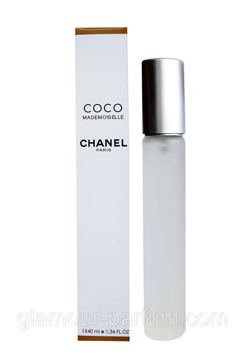 Женский парфюм Chanel Coco Mademoiselle (Шанель Коко Мадемуазель) 40 мл.