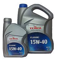 Масло TEMOL CLASSIC 15W-40 SF/CC 4л.