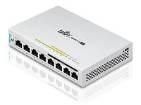 Коммутатор Ubiquiti UniFi Switch 8 60W (US-8-60W), фото 1
