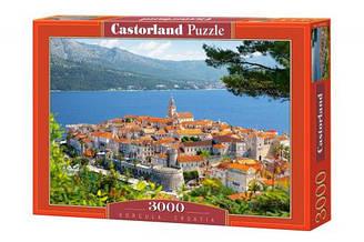 Пазлы Castorland Хорватия C-300266, 3000 элементов