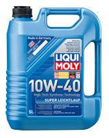 Моторное масло LIQUI MOLY Super Leichtlauf SAE 10W-40   5 л.