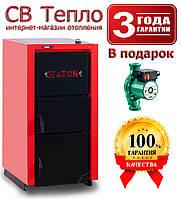 Твердотопливный котел Aton Multi 20  кВт