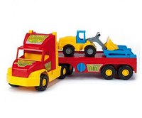 Wader Super Truck Перевозчик с трактором (36520) ZPV