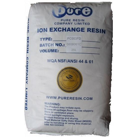 Іоніти для змішаних шарів: PURE RESIN PMB101-2 (25л/мішок)