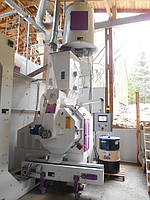 Завод по изготовлению пеллет (гранул) из дресесины.