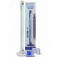 Облучатель бактерицидный бытовой OBB 30P OZONE FREE: безозоновая бактерицидная лампа, 9000 ч