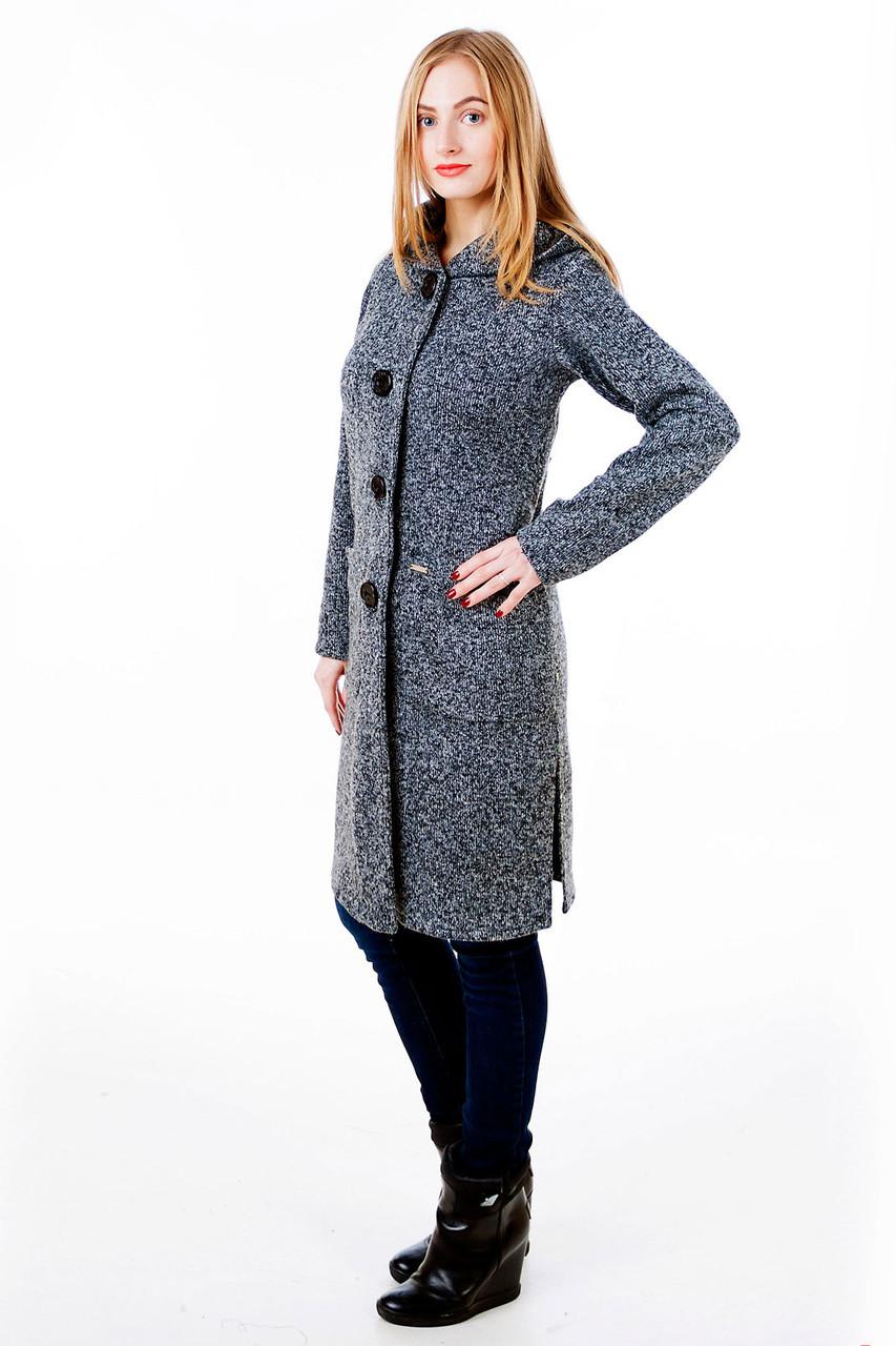 Кардиган женский Ада серый (42-50) - FaShop  Женская одежда от производителя в Харькове