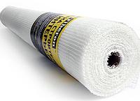 Сетка стеклотканевая белая армирующая фасадная штукарурная 160г\м2 - 5*5мм ( для наружных работ)