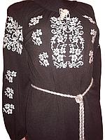"""Жіноча вишита блузка """"Ерліс"""" (Женская вышитая блузка """"Ерлис"""") BU-0003"""