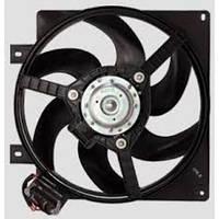Электро вентилятор охлаждения радиатора с кожухом ВАЗ-1118, 1117, 1119 (Валев 95)