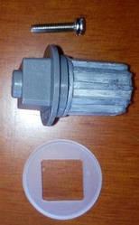 Муфта (втулка) шнека для м'ясорубки Philips 996510067807