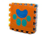 Детский развивающий коврик пазлы Мозаика 2739 eva Фигуры