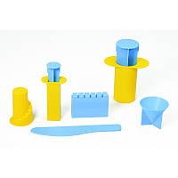 Набор формочек CASTLE MOLDS mini (для постройки замков)