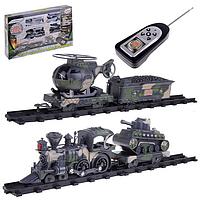 Железная дорога на радиоуправлении 0629, военная техника