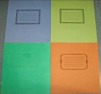 Тетрадь школьная 12 листов, линия
