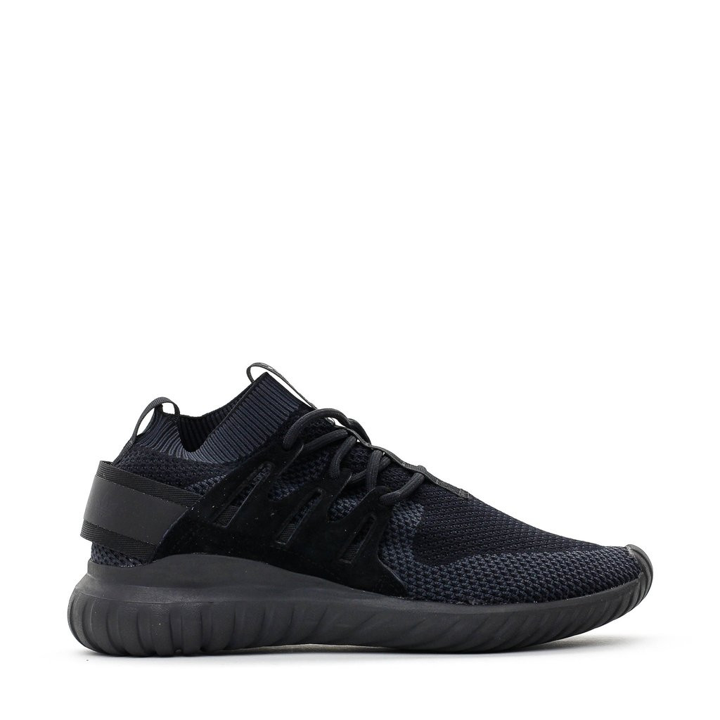 "Мужские кроссовки  Adidas Tubular Nova Primeknit ""All Black"""