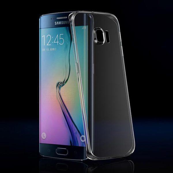 Чехол для смартфона Samsung Galaxy S6 Edge Plus (Clear)