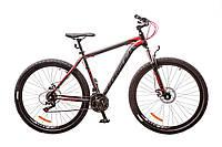 """Велосипед 29"""" Formula ATLANT AM 14G DD рама-20"""" St черно-красный (м) 2017"""