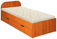 Кровать  Соня 1 с ящиками  650х840х1930мм  80х190 Пехотин