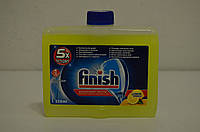 Finish Очиститель для ПММ, 250 мл лимон