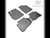 Ковры салонные для Kia Rio (RUS(QB) (2011) черные