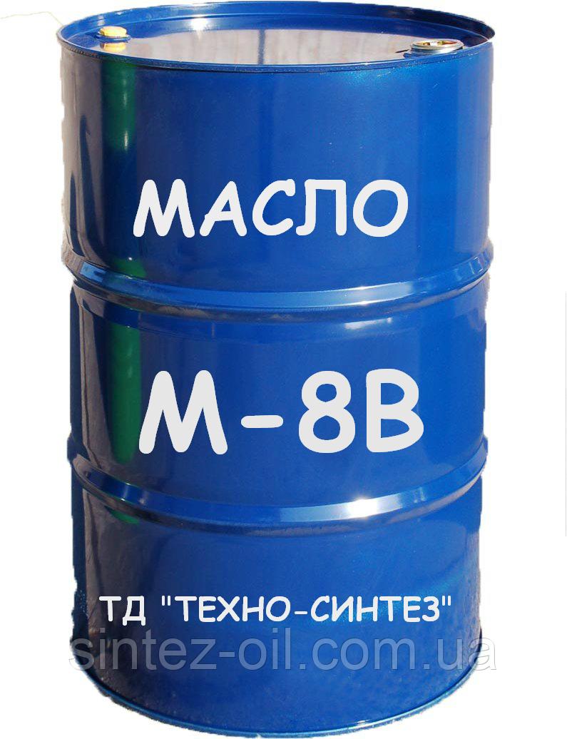 Масло моторное М-8В (200л)