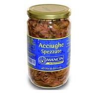 MANCIN Acciughe - Анчоусы в масле, 720g