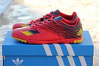 Футбольные сороконожки мужские адидас Adidas Messi бутсы копы