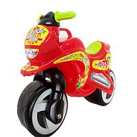 Каталка Мотоцикл красный 11-006 ZV