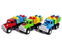Машина грузовик с бидонами 03-302 FFC