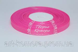 Репс 0,6 см, ярко-розовый