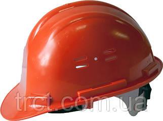 Каска защитная TRIARMA ИНДАСТРИ ІІ без вентиляции+ храповик арт.FT2706