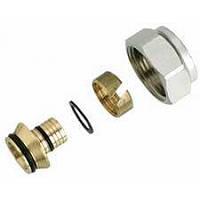Компрессионные фитинг для металлополимерных труб (ALUPEX) Ø16 х 2 мм