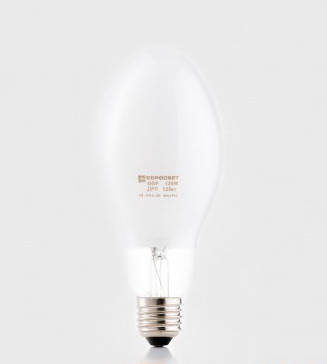 Лампа ртутная ДРЛ 125Вт Е27 220В 5800lm