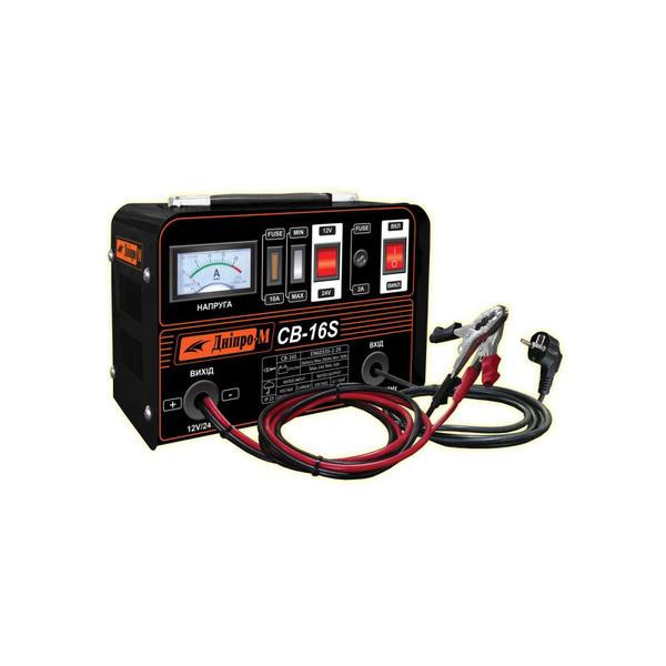Зарядное устройство ДНІПРО-М, СB-16S