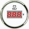 Цифровой вольтметр ECMS белый