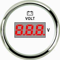 Цифровой вольтметр ECMS белый, фото 1