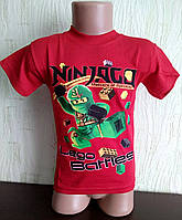 Футболка для мальчика Нинзяго, Ниндзяго. Ninjago 104-110, фото 1