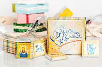Шоколадный набор Моменты счастья 12 минишоколадок