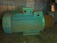 Двигатели с фазным ротором СМR 55 kwt